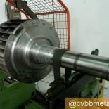 Balancing Rotor for turbine