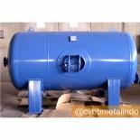 Horizontal water pressure tank, kap. 3500liter